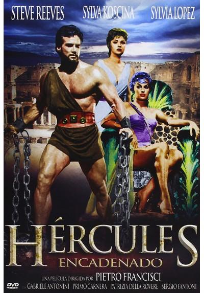 Hércules Encadenado (Ercole E La Regina Di Lidia)