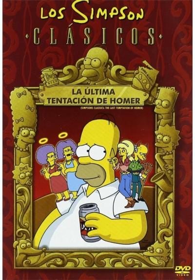 Los Simpson Clásicos: La Última Tentación de Homer