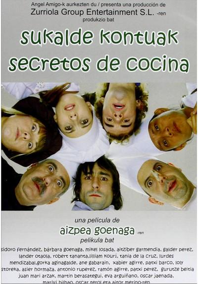 Secretos De Cocina (Sukalde Kontuak)