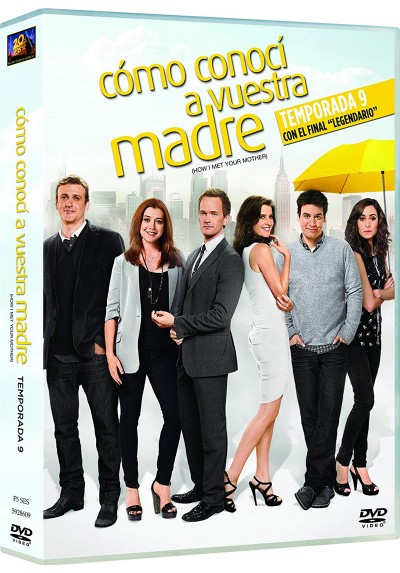 Cómo Conocí a Vuestra Madre - 9ª Temporada (How I Met Your Mother)