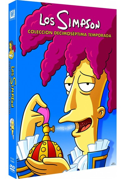 Los Simpson - 17ª Temporada (The Simpsons)