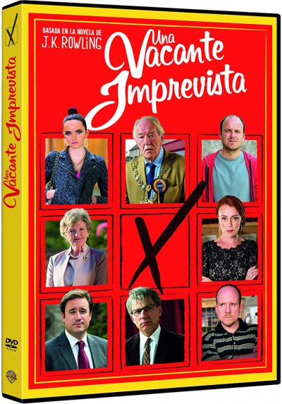 Una Vacante Imprevista (The Casual Vacancy)