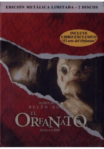 El Orfanato (Ed. Limitada - Metálica + Libro)