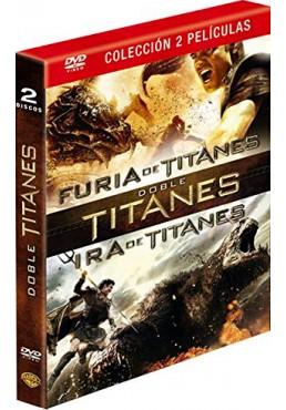 Pack Furia De Titanes / Ira De Titanes