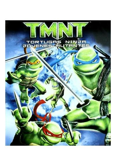 Tmnt: Tortugas Ninja Jóvenes Mutantes (Blu-Ray)