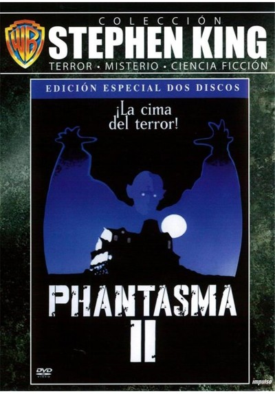 El Misterio de Salem's Lot - Edición Especial 2 Discos (Phantasm II)