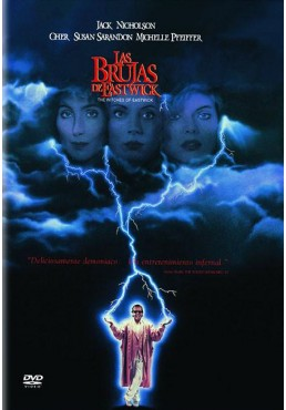 Las Brujas De Eastwick (The Witches Of Eastwick)