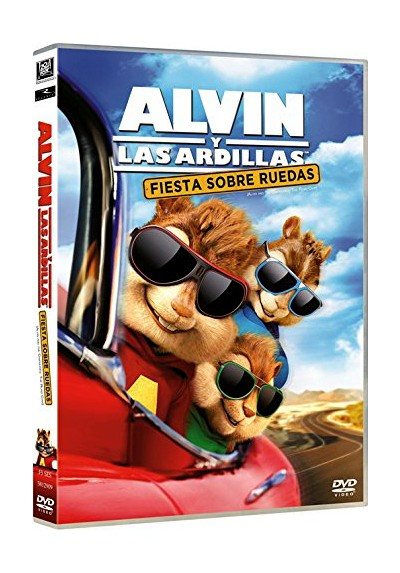 Alvin Y Las Ardillas - Fiesta Sobre Ruedas (Alvin And The Chipmunks: The Road Chip)