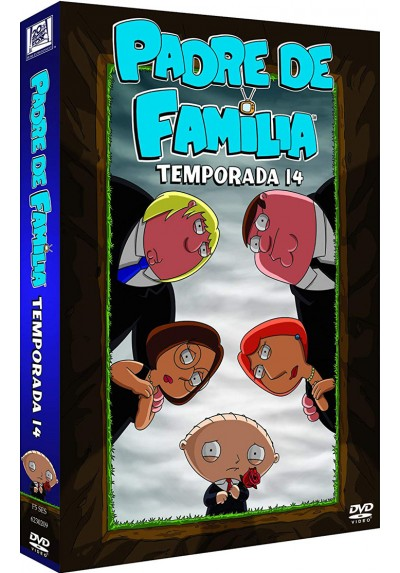 Padre De Familia - 14ª Temporada (Family Guy)