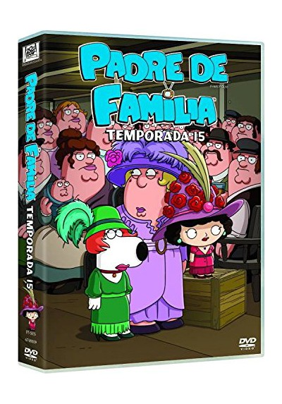 Padre De Familia - 15ª Temporada (Family Guy)