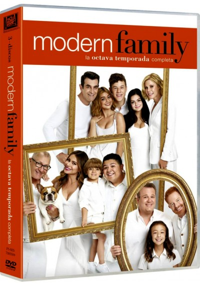 Modern Family - 8ª Temporada