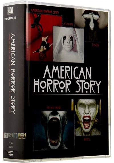 American Horror Story - 1ª A 5ª Temporada