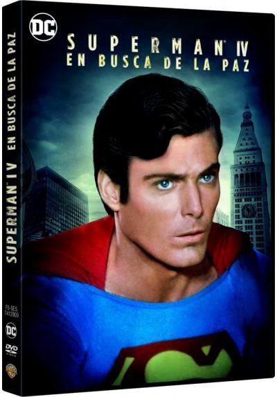 Superman IV: En Busca De La Paz (Superman IV: The Quest For Peace)