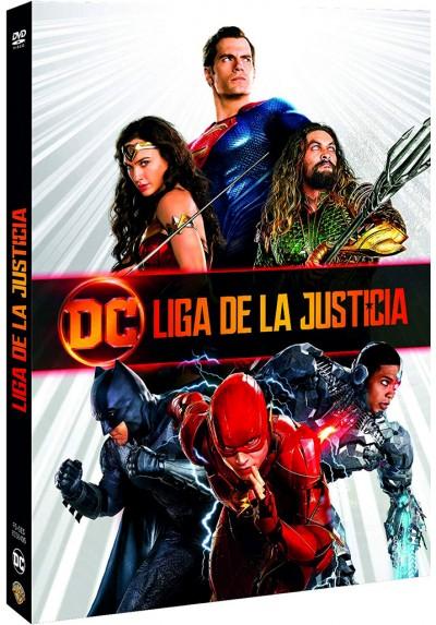 Liga De La Justicia (Ed. 2018) (Justice League)