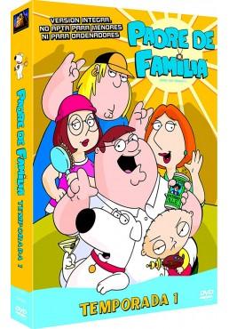 Padre De Familia - 1ª Temporada (Family Guy)
