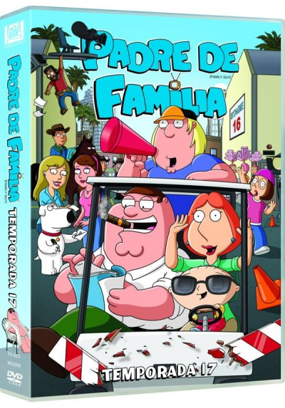 Padre De Familia - 17ª Temporada (Family Guy)