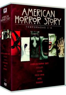 American Horror Story - 1ª A 6ª Temporada