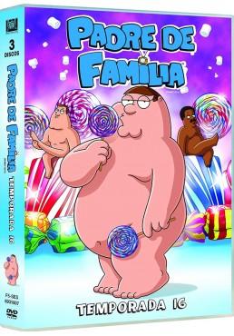 Padre De Familia - 16ª Temporada (Family Guy)