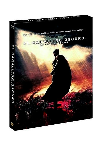 El Caballero Oscuro: La Leyenda Renace (Ed. Cómic) (The Dark Knight Rises)