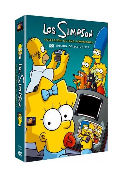 Los Simpson - 8ª Temporada