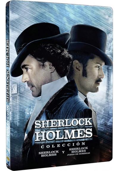 Sherlock Holmes / Sherlock Holmes : Juego De Sombras (Ed. Metálica)