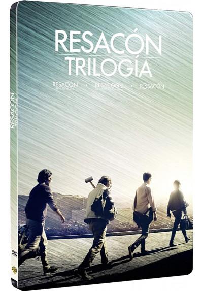 Resacón - La Trilogía (Ed. Metálica)