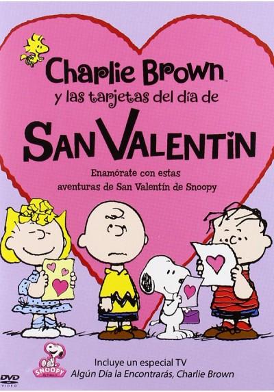 Charlie Brown Y Las Tarjetas Del Día De San Valentín (A Charlie Brown Valentine)