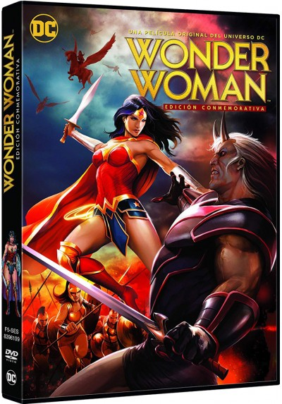 Wonder Woman (Ed. Conmemorativa)