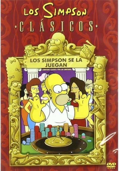 Los Simpson Clásicos: Los Simpson se la Juegan