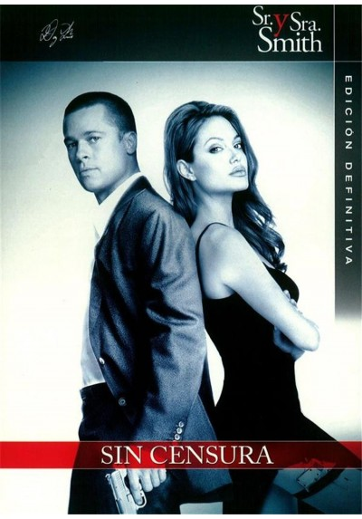 Sr. y Sra. Smith - Edición Definitiva (Mr. and Mrs. Smith)