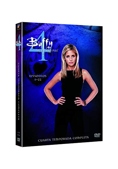 Buffy Cazavampiros - 4ª Temporada (Buffy The Vampire Slayer)
