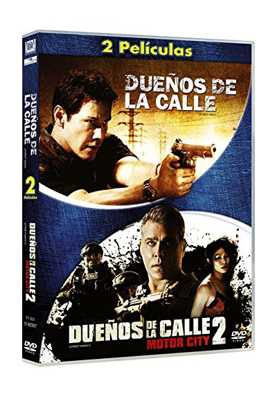 Pack Dueños De La Calle 1 Y 2 (Motor City)