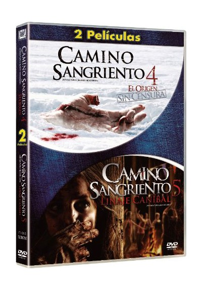 Pack Camino Sangriento 4 y 5