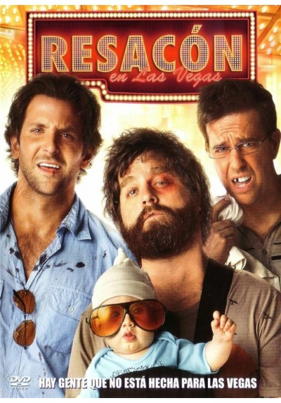 Resacon En Las Vegas (The Hangover)
