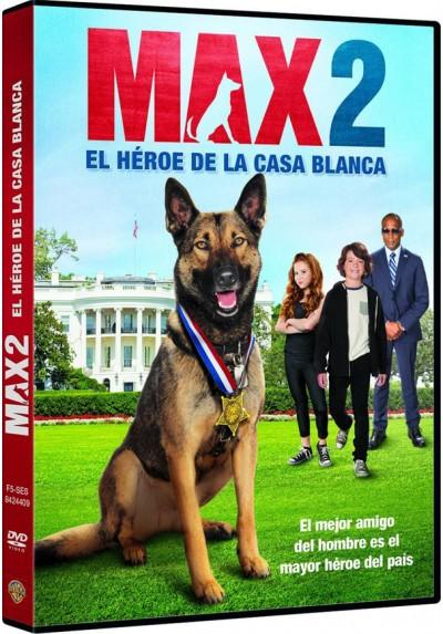 Max 2: El Héroe De La Casa Blanca (Max 2: White House Hero)