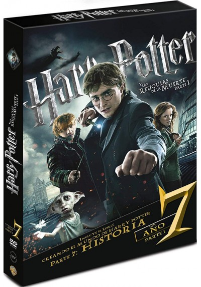 Harry Potter Y Las Reliquias De La Muerte - 1ª Parte (Ed. Libro) (Harry Potter And The Deathly Hallows: Part 1)