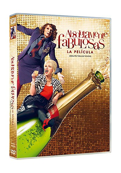 Absolutamente Fabulosas (2016) (Absolutely Fabulous: The Movie)
