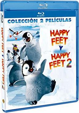 Pack Happy Feet / Happy Feet 2 (Blu-Ray)