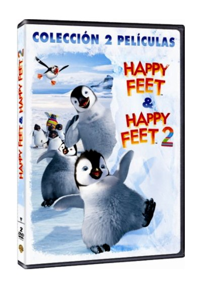 Pack Happy Feet / Happy Feet 2