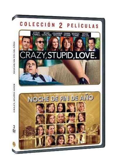 Pack Crazy, Stupid, Love / Noche De Fin De Año