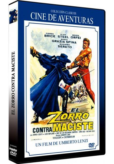 El Zorro Contra Maciste (Zorro Contro Maciste)