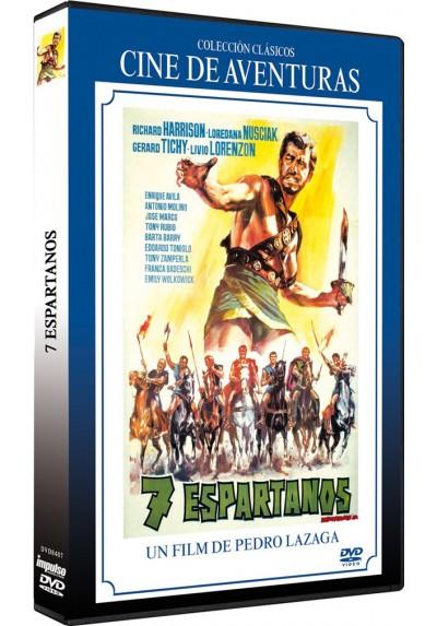 7 Espartanos (I Sette Gladiatori)