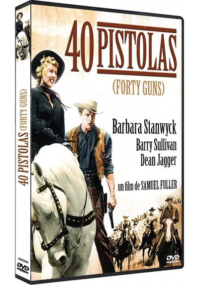 40 Pistolas (Forty Guns)