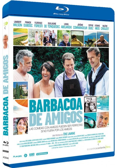 Barbacoa De Amigos (Blu-Ray) (Barbecue)