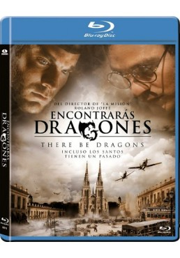 Encontrarás Dragones (Blu-Ray) (There Be Dragons)