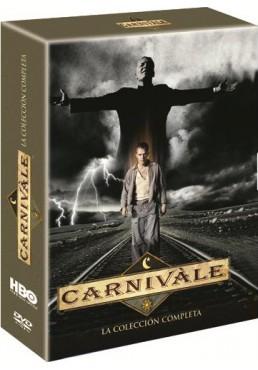 Pack Carnivàle - Serie Completa