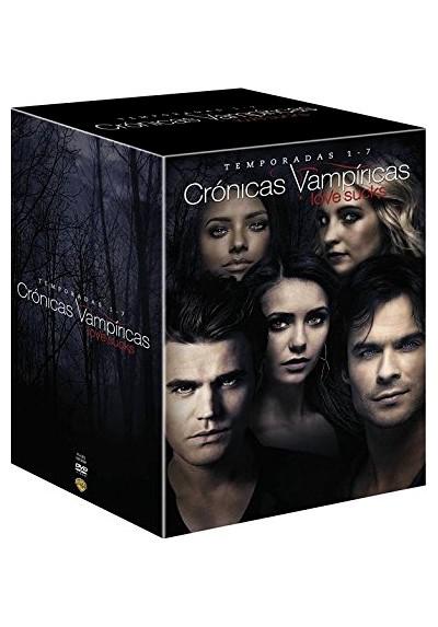 Pack Crónicas Vampíricas - 1ª A 7ª Temporada