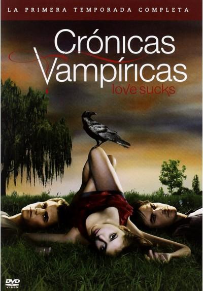 Crónicas Vampíricas - 1ª Temporada (The Vampire Diaries)