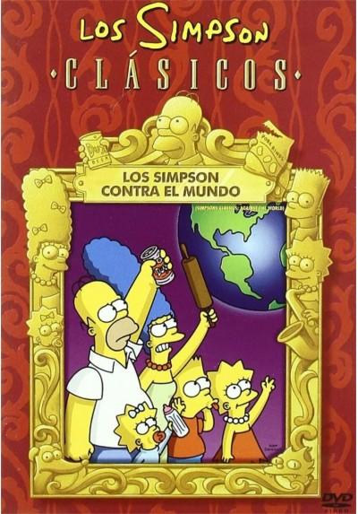 Los Simpson Clásicos: Los Simpson Contra el Mundo