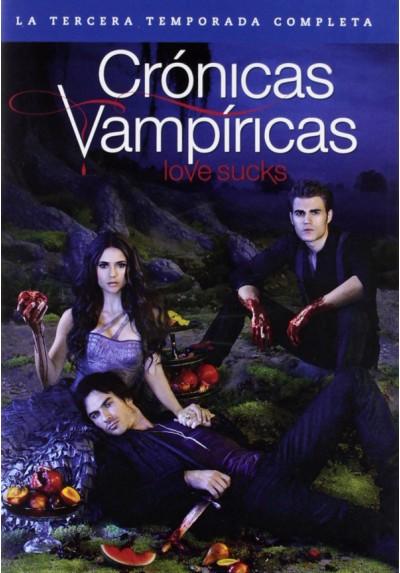 Crónicas Vampíricas - 3ª Temporada (The Vampire Diaries)